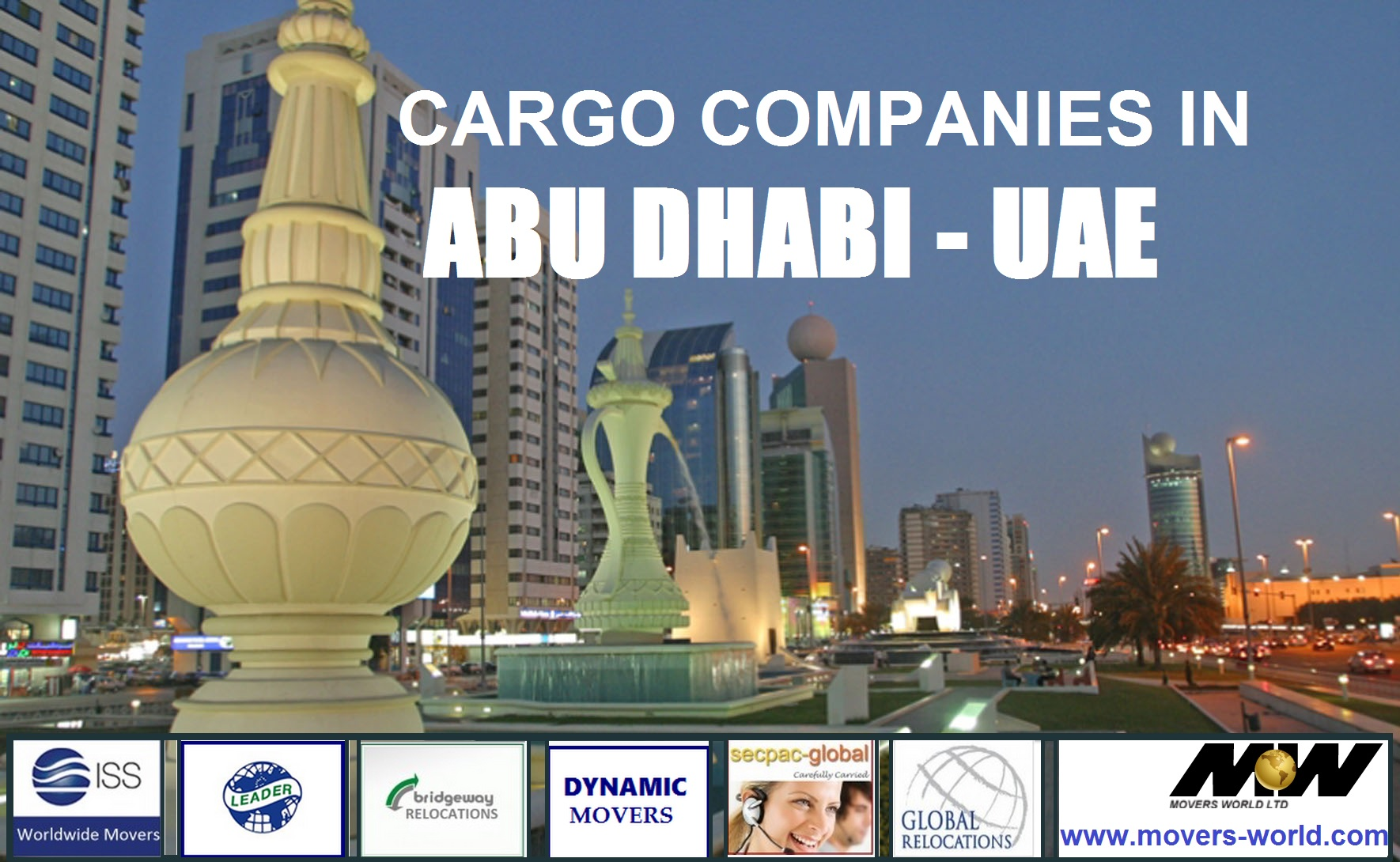 Cargo companies in abu dhabi moving reviews for Architectural design companies in abu dhabi
